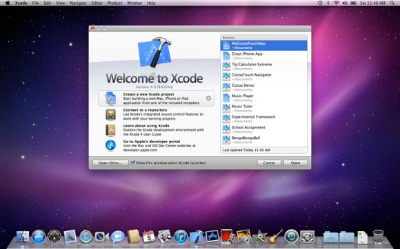 Xcode Mac App Store