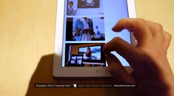 iPad 2 Review, Insanely Fast Safari Web Browser