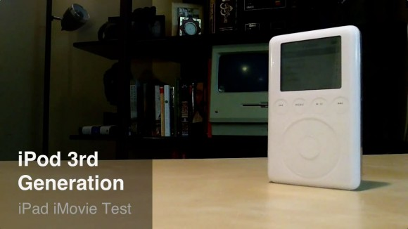 iPad 2 Video Camera Test