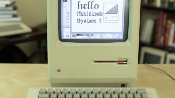 Apple 1984 Macintosh OS System 1