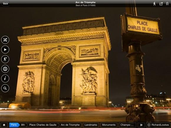 Arc de Triomphe, Paris Fotopedia