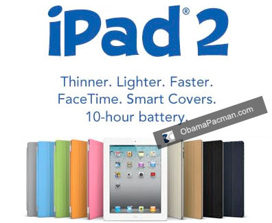 Toys R Us iPad 2