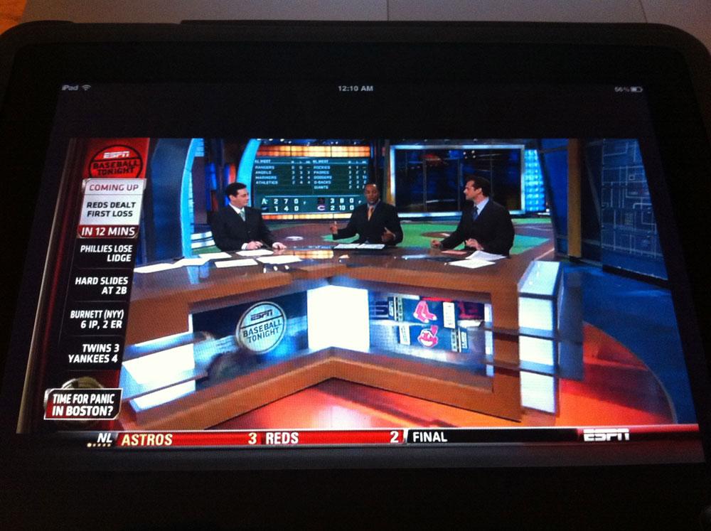 Information About WatchESPN - ESPN: The Worldwide Leader ...