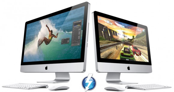 2011 iMac Thunderbolt Intel i5 i7 Sandy Bridge Quad Core