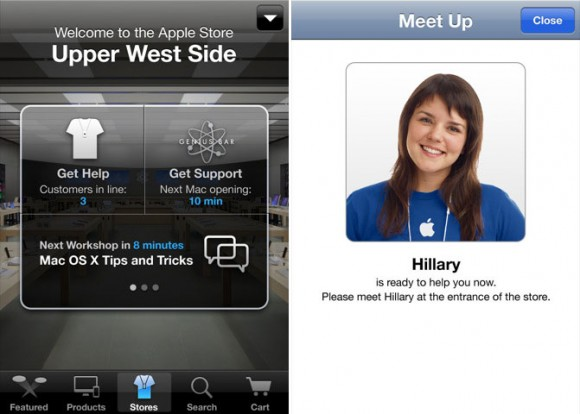 Apple Store App Get Help