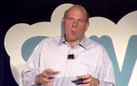 Steve Ballmer Microsoft Skype