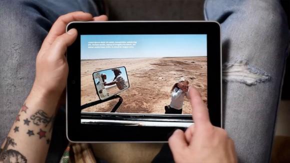 iPad Al Gore Our Choice eBook