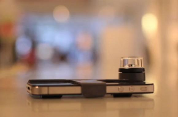 iPhone 4 Dot Panoramic Camera