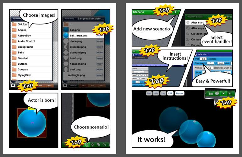how to build app prototype