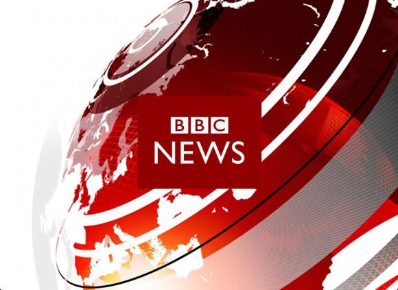 BBC Logo iPad