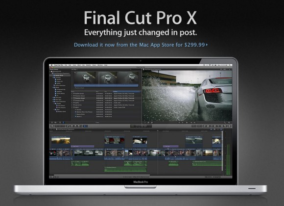 Download Apple Final Cut Pro X