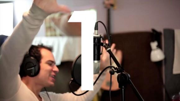 Jonathan Mann WWDC 2011 Musical