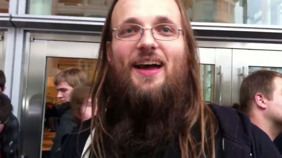 Saurik Jay Freeman, WWDC 2011