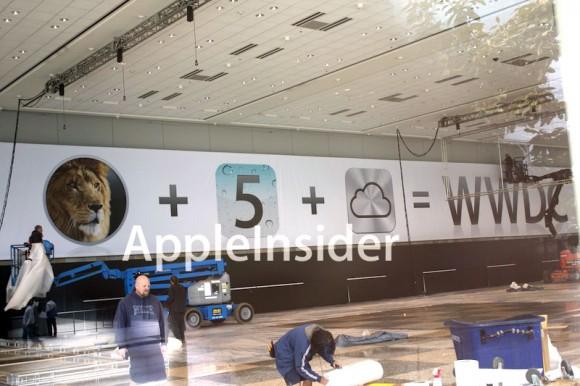 iCloud Lion iOS 5 WWDC 2011