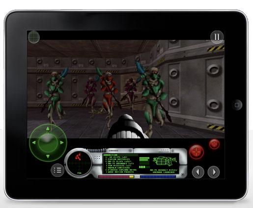 Bungie Marathon iPad