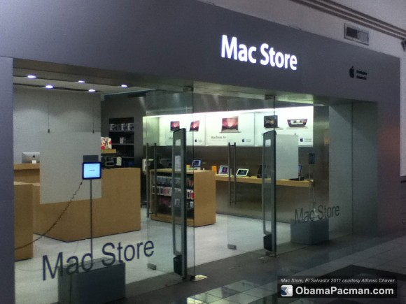 El Salvador Mac Store, Authorized Reseller with Apple Store Looks