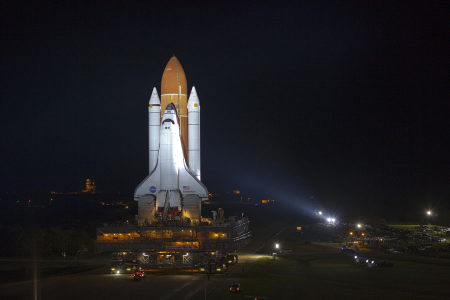 Iphone 4 Flying On Final Space Shuttle Mission Sts 135
