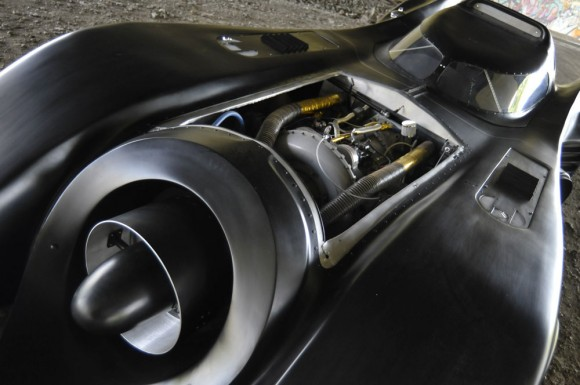 Putsch Racing Batmobile Turbine Engine