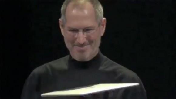 Steve Jobs MacBook Air Introduction 2008