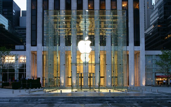 Fifth Avenue Apple Store Glass Cube, original circa 2006
