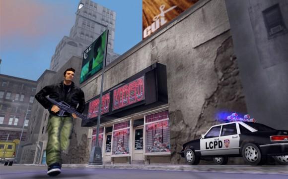 Grand Theft Auto 3 Mac