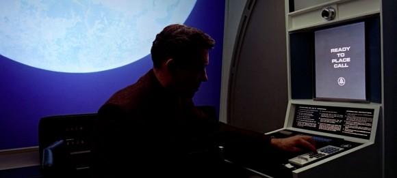 Keyboard input, 2001 Space Odyssey