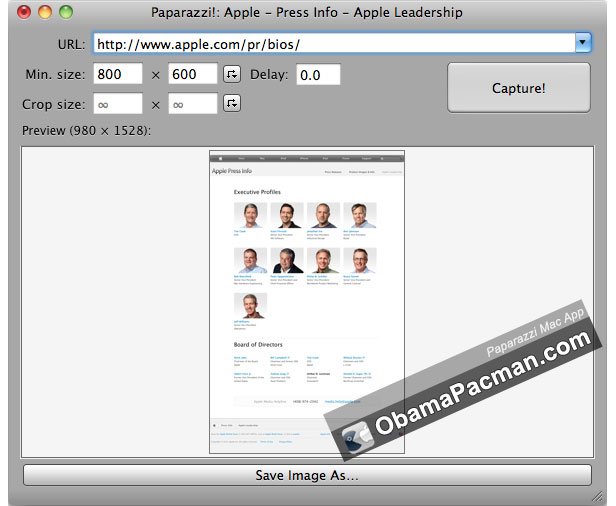 !FREE! Web Pages For Mac Paparazzi-Mac-take-long-web-page-screenshots