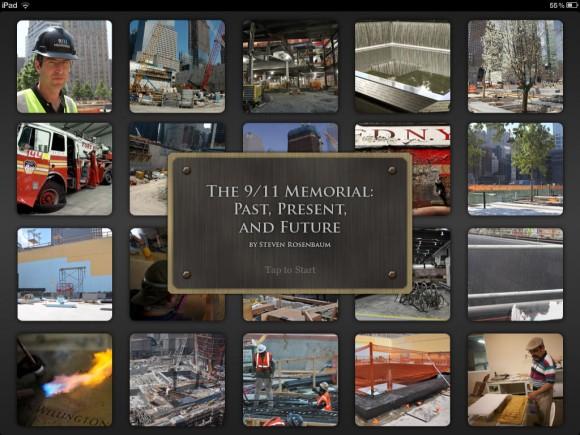 911 Memorial iPad App
