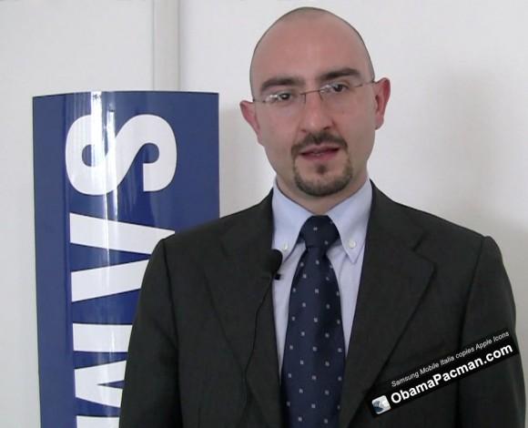Carlo Carollo Samsung Director