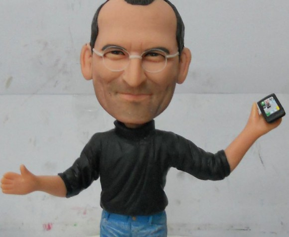 Handmade Steve Jobs Action Figure