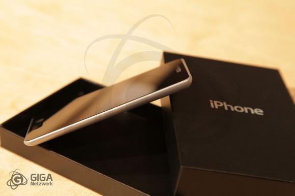 iPhone 5 model mockup