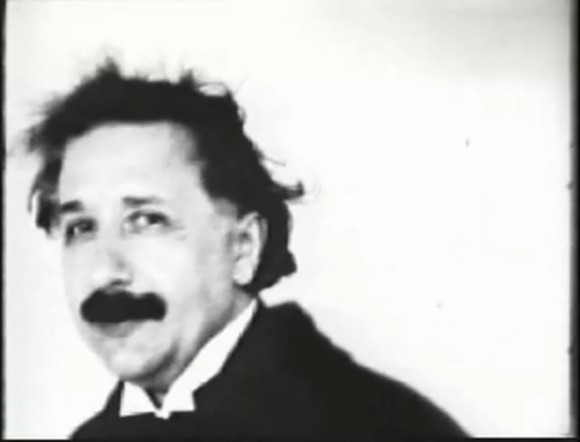 Albert Einstein Apple Think Different, Steve Jobs narration