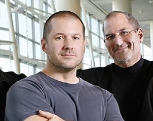 Steve Jobs Jony Jonathan Ive
