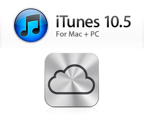 iTunes 10.5 for iCloud iOS 5 iPhone 4S