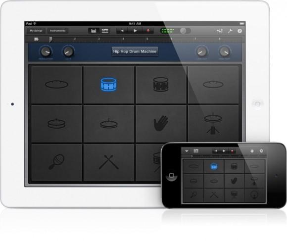 Drum Machine Garageband : drum machine garageband ipad iphone obama pacman ~ Vivirlamusica.com Haus und Dekorationen