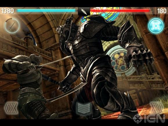 Infinity Blade II iPad 2