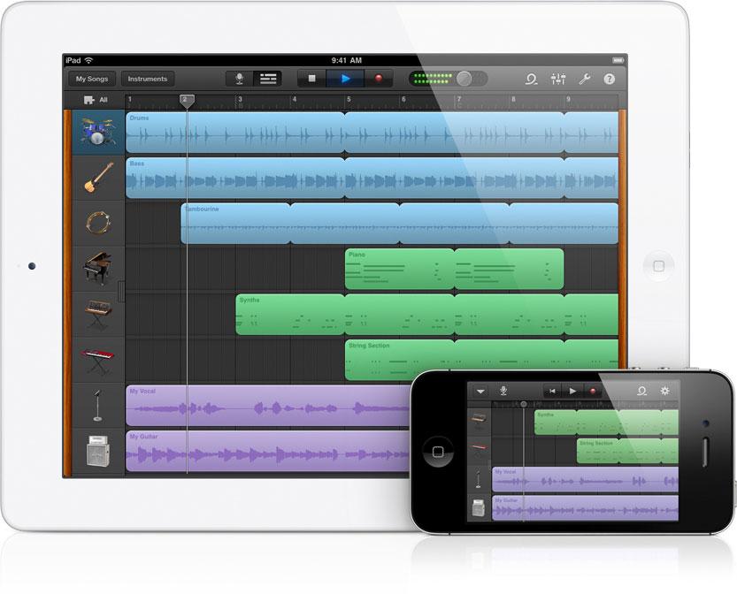 Best Studio Recording Apps for iPad: iPad/iPhone Apps AppGuide