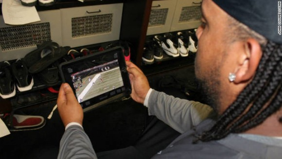 NFL iPad Playbook Tampa Bay Donald Penn