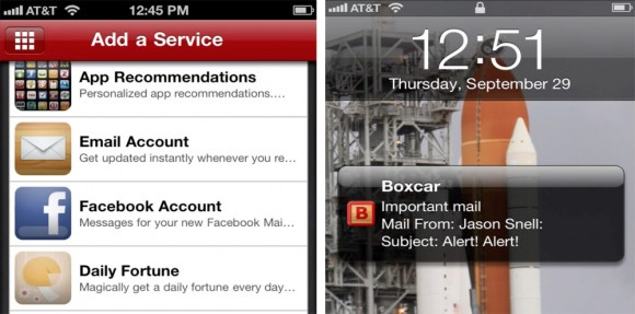 Send Custom Notifications to iPhone guide