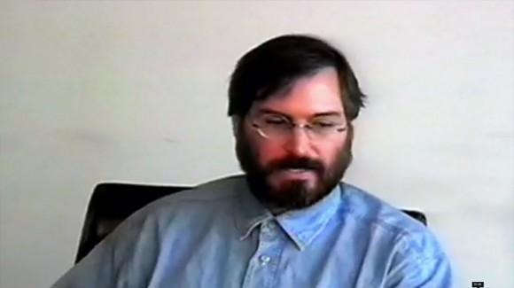 Steve Jobs beard