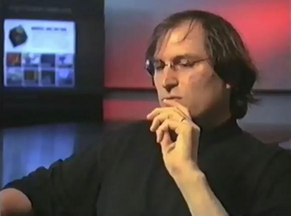 Steve Jobs lost interview 1995