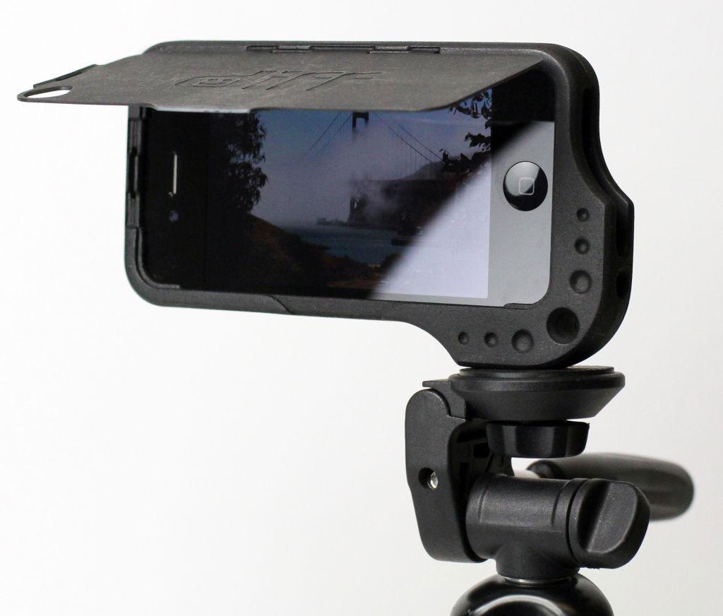 iPhone Tripod Mount Case