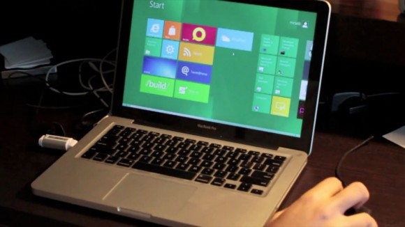 Windows 8 Mac