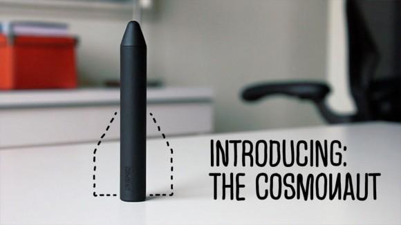 Cosmonaut stylus for iPad