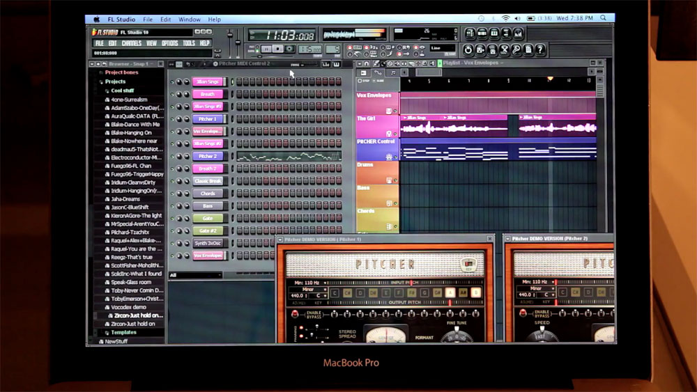 fl studio 11 mac os x beta