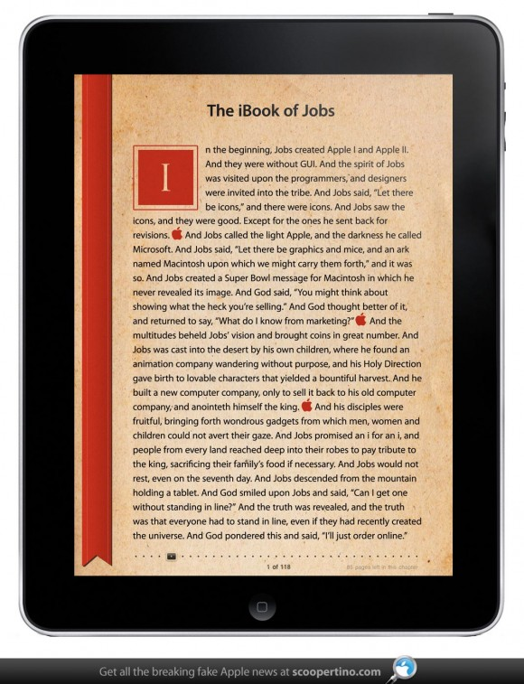 Steve Jobs biography summary iBook
