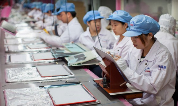 Apple China Manufacturing