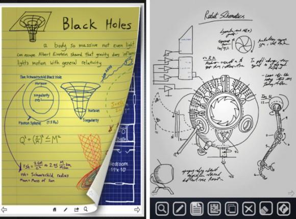 Draw Pad Pro sketch app