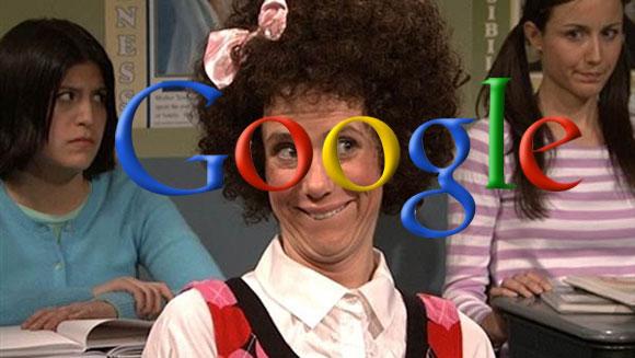 Google Evil Gilly