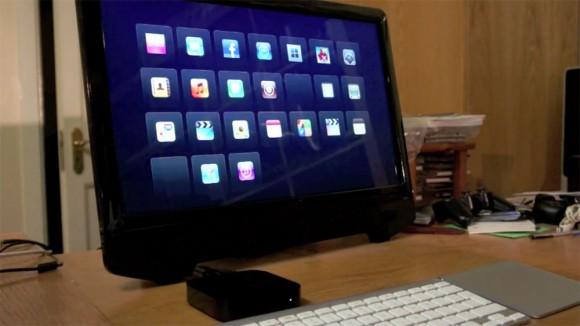MobileX iPad apps on Apple TV